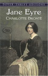 Paperback cover dover jane eyre