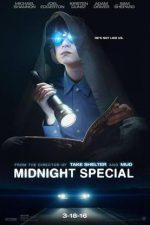 movie poster Midnight Special (2016)