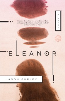 paperback book cover eleanor by jason gurley