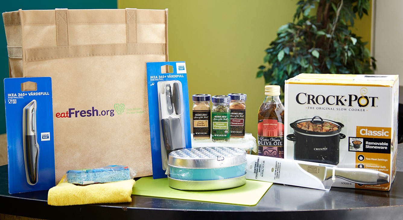 Cook It! Kits from Leah's Pantry