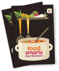 Food Smarts Kids Workbook Cover