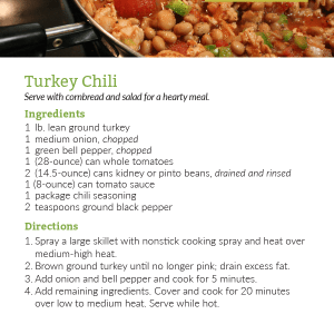 Turkey Chili