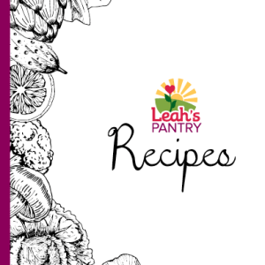 Recipe Booklet