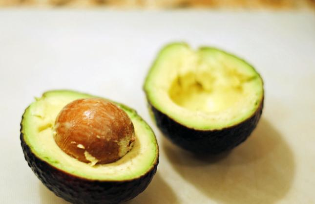 Avocado Puree for #MeatlessMonday
