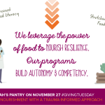 Only two weeks left until #GivingTuesday on 11-27-18