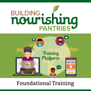 Building Nourishing Pantries Training