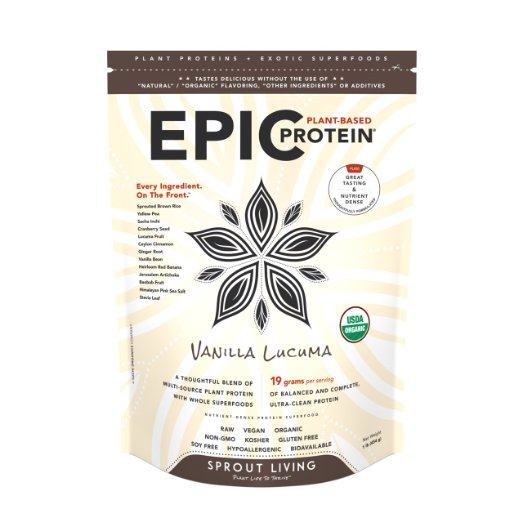 My Favorite Clean, Plant-Based Protein Powders