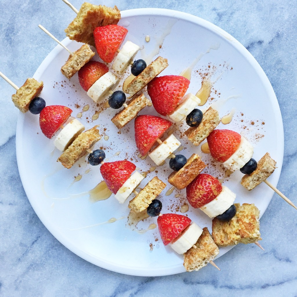 Patriotic French Toast Skewers by Leahs Plate 1024x1024 - Patriotic French Toast Skewers