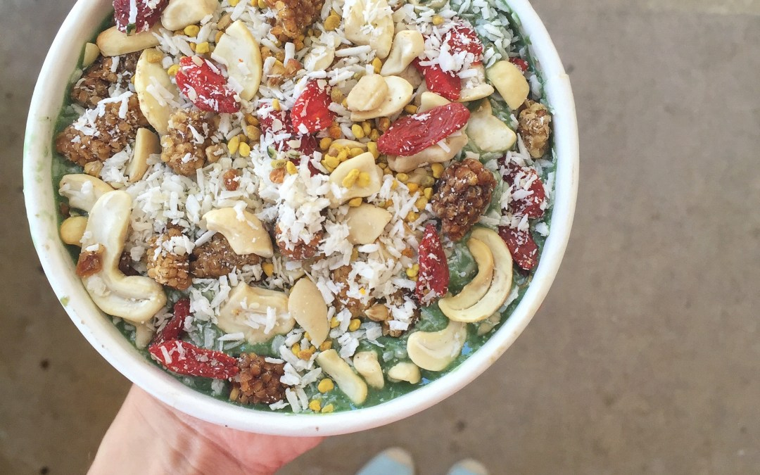 My Favorite Juice/Smoothie Spots in South Florida
