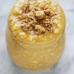 Pumpkin Spice Latte Oatmeal2 - Vegan Pumpkin Spice Latte Oatmeal