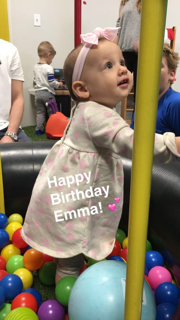 Emma Turns One... 576x1024 - Emma Turns ONE