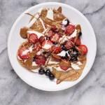 Vegan Flourless Banana Oatmeal Pancakes - Vegan Flourless Banana Oatmeal Pancakes
