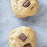 Paleo Chocolate Chunk Cashew Butter Cookies2 - Paleo Chocolate Chunk Cashew Butter Cookies