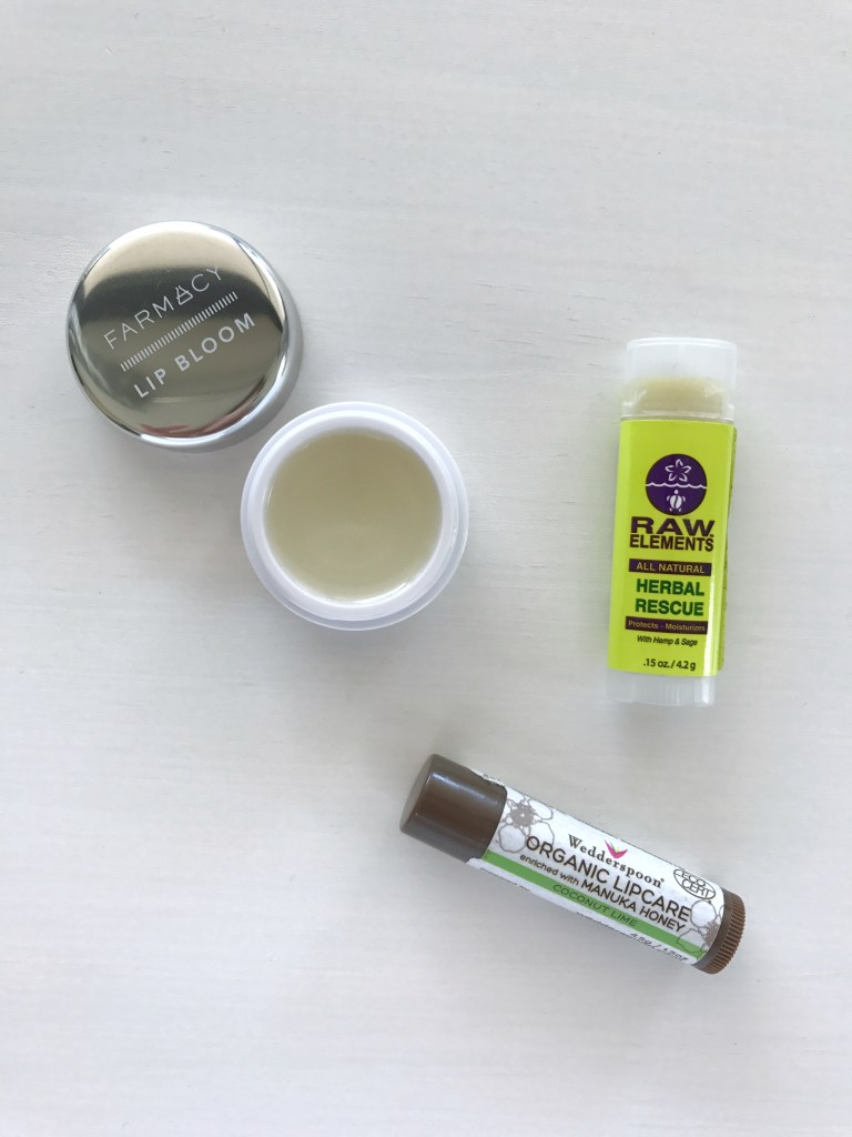 Morning Skincare Routine lips 768x1024 - My Morning Skincare Routine: Favorite Non-Toxic Products