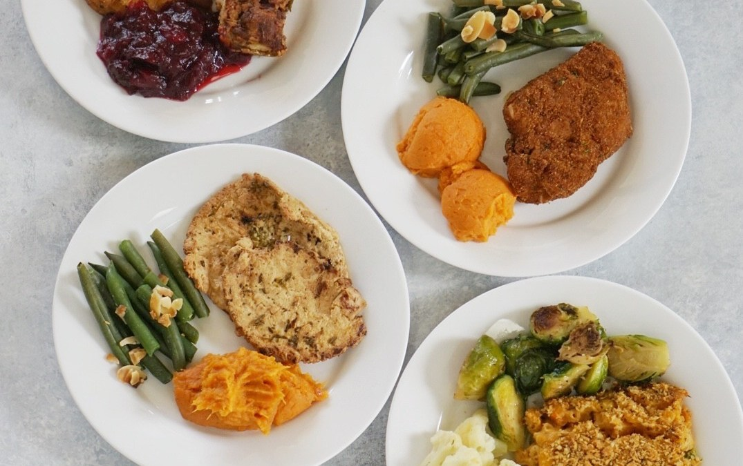 Plant-Based Holiday Meals with Veestro