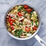 Tuna and Veggie Pasta