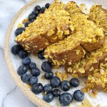 Healthy Cornflake-Crusted French Toast