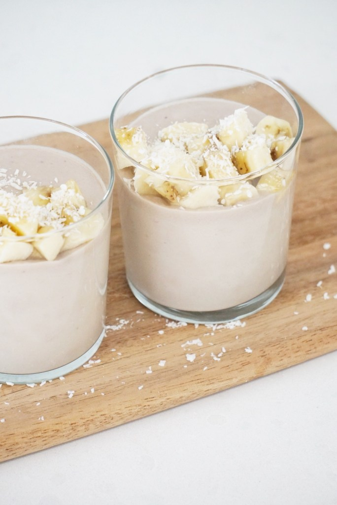 banana pudding5 684x1024 - The Easiest & Most Delicious Banana Pudding (Dairy-Free & Gluten-Free)