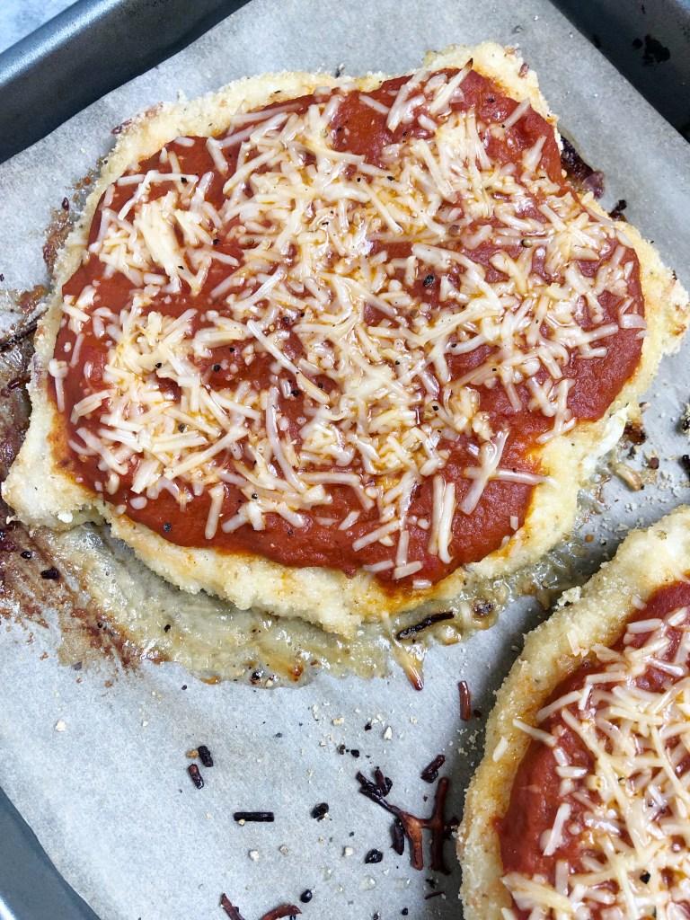 chic parm9 1 768x1024 - Gluten-Free & Grain-Free Chicken Parmesan