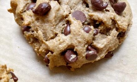 vegan gf choc chip cookie2 scaled - Recipes