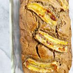 banana foster banana bread4 scaled - Banana Foster Banana Bread