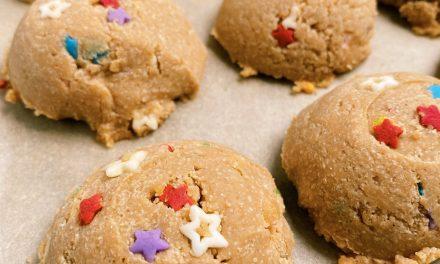cake batter bites scaled - Recipes