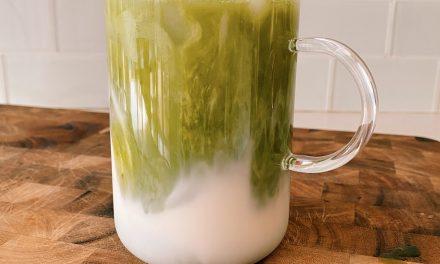 superfood matcha latte scaled - Recipe Index
