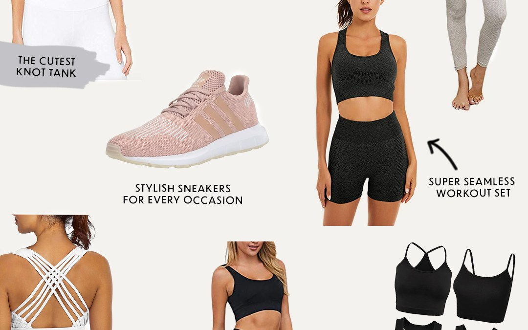 Inexpensive Activewear I'm Loving from Amazon