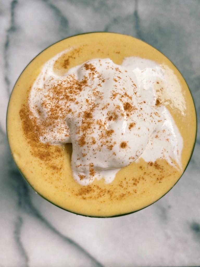 pumpkin pudding3 768x1024 - Easy 5 Minute Paleo Pumpkin Pudding