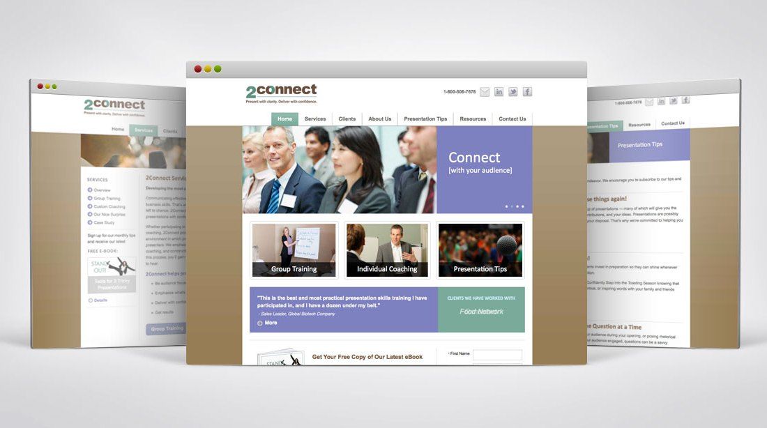 2connect website