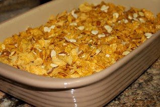 Scrumptious Sunday: Almond Chicken Casserole