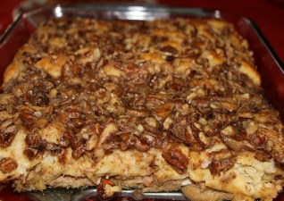 Scrumptious Sunday: French Toast Bake