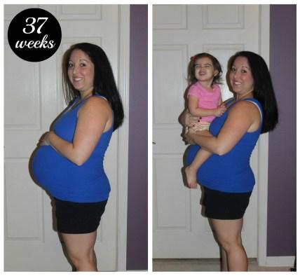 37 weeks 2