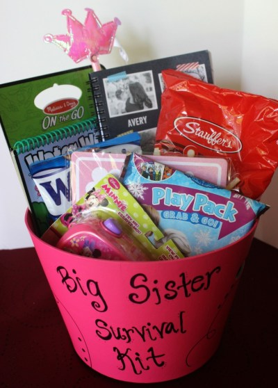 Big Sister Survival Kit