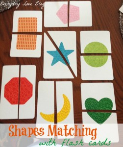 Shapes Matching