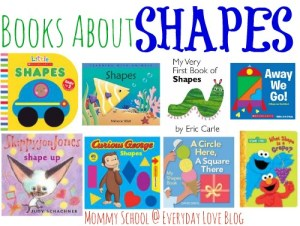 books about shapes