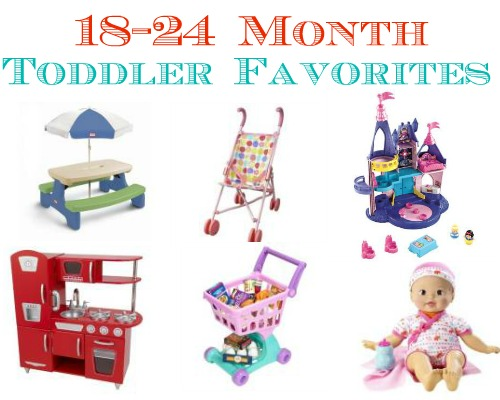 18 Month Old Toys For A Ball : Favorite toddler toys years old leah with love