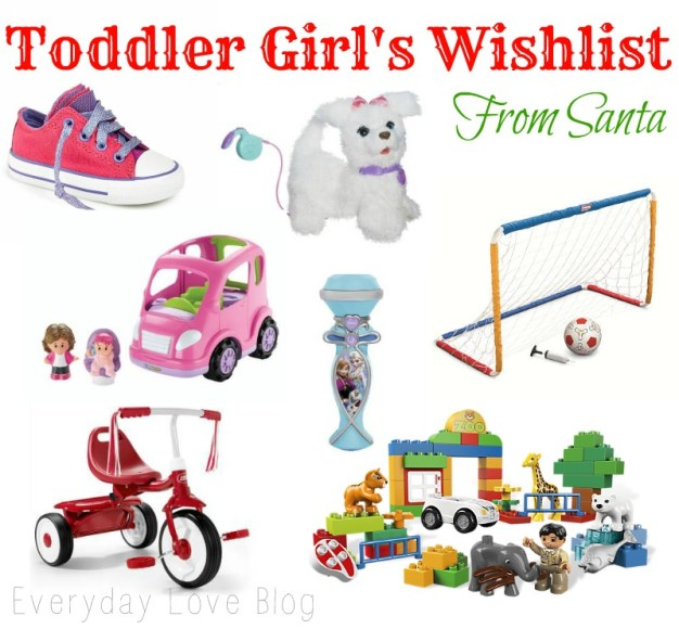 toddler girl christmas