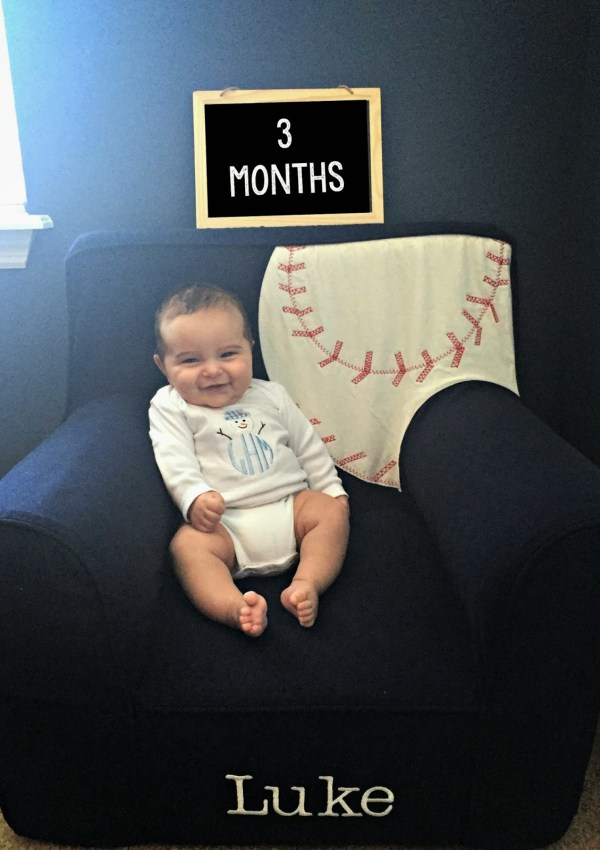 Protected: L is THREE months!