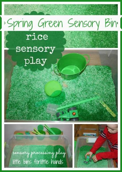 sensory bin