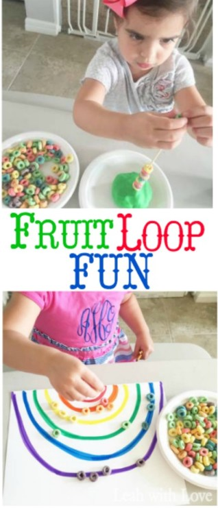 Fruit Loop Fun