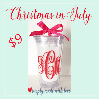 christmas in july 2