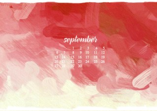 5 (free) September Desktop Wallpapers