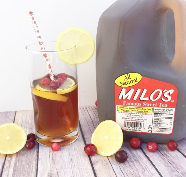 Milo's tea 1