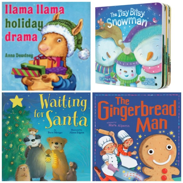 Christmas Books 1
