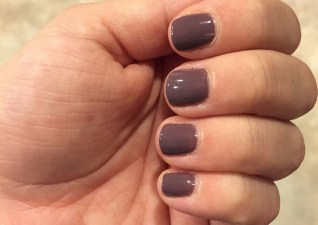DIY 15 Minute Manicure