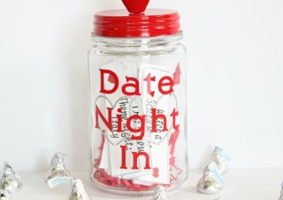 DIY Date Night In Jar
