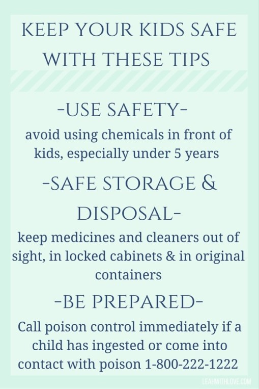 keep your kids safewith these tips
