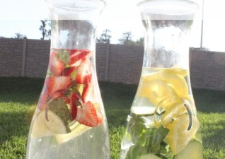40 + Fruit Infused Water Ideas