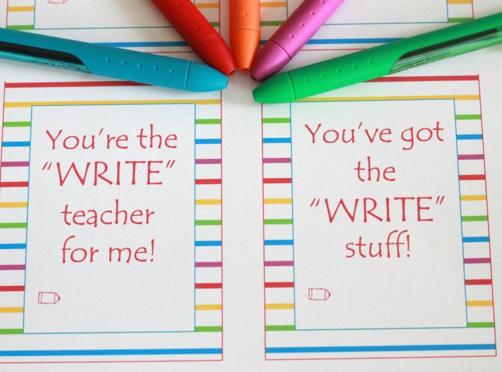 write stuff 2